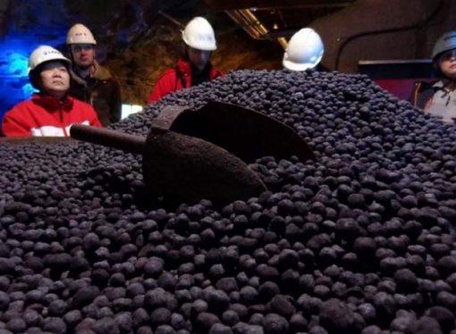 Minério de ferro salta na China com expectativa de mais investimento em infraestrutura