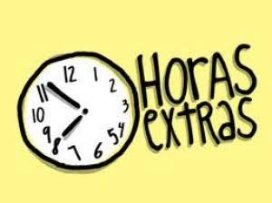 Horas extras/Banco de horas