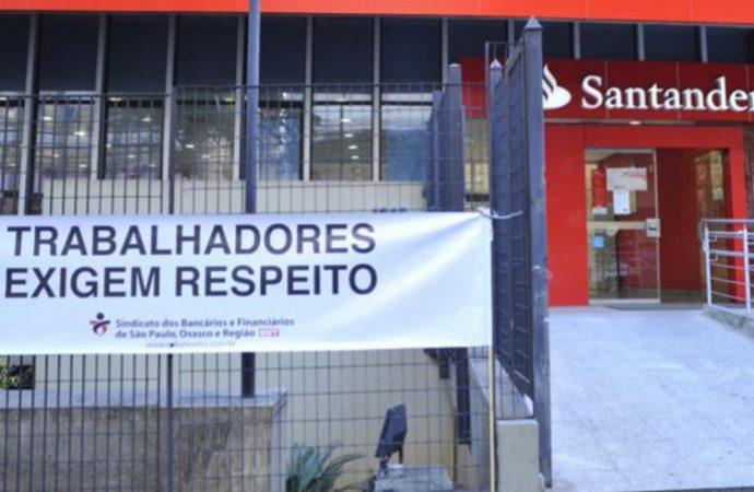 ASSÉDIO MORAL ORGANIZACIONAL Tribunal condena Santander por 'cobrança abusiva' de metas imposta a funcionária