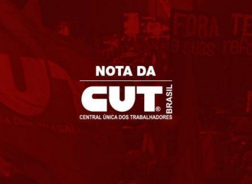 MP 905 caduca e revela a força da CUT e do movimento sindical