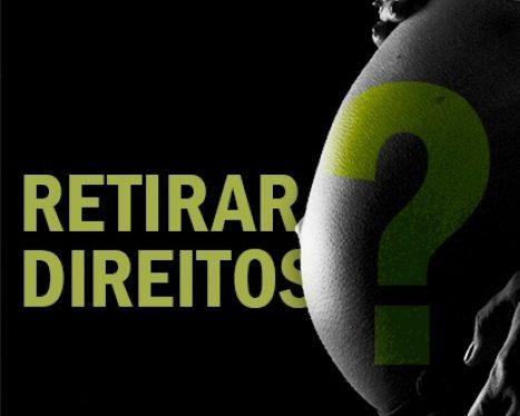 Governo Bolsonaro retira direitos de trabalhadoras grávidas em plena pandemia