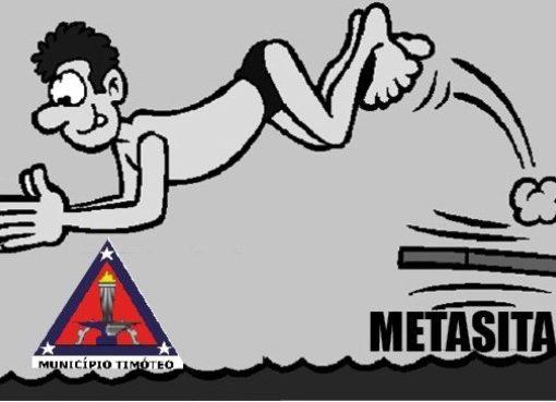 O Metasita não pode ser usado como trampolim para alguém se eleger