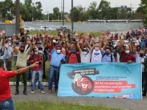 Metalúrgicos no ES aprovam greve por valorização e avanços na negociação salarial e de direitos