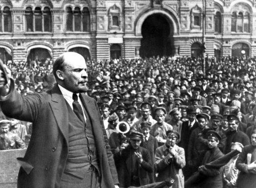 O Outubro Vermelho de 1917 que abalou o capitalismo