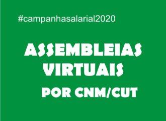 Devido ao aumento de casos de Covid, Sindicato dos metalúrgicos de Minas Gerais avisa que assembleias serão virtuais