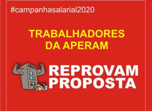Trabalhadores da Aperam Reprovam proposta da empresa