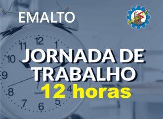 JORNADA DE  12 HORAS